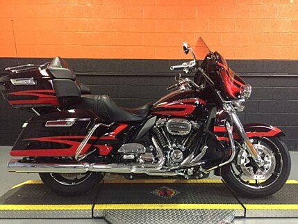 2017 Harley-Davidson CVO for sale 200551397