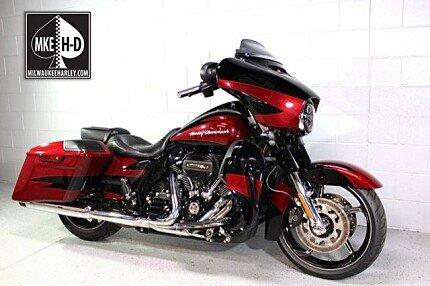 2017 Harley-Davidson CVO Street Glide for sale 200571455