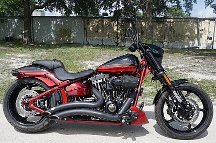 2017 Harley-Davidson CVO for sale 200581203
