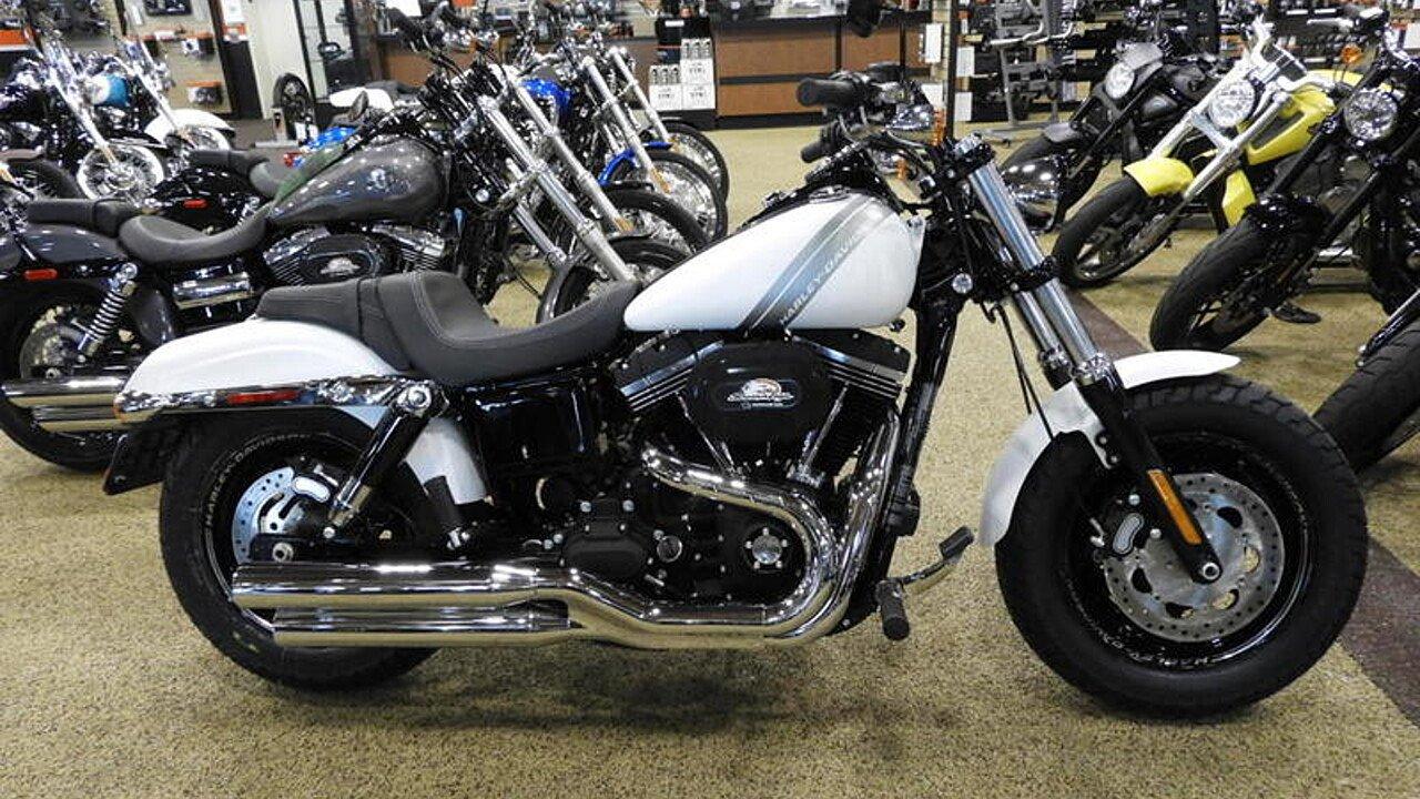 2017 Harley-Davidson Dyna Fat Bob for sale 200455271