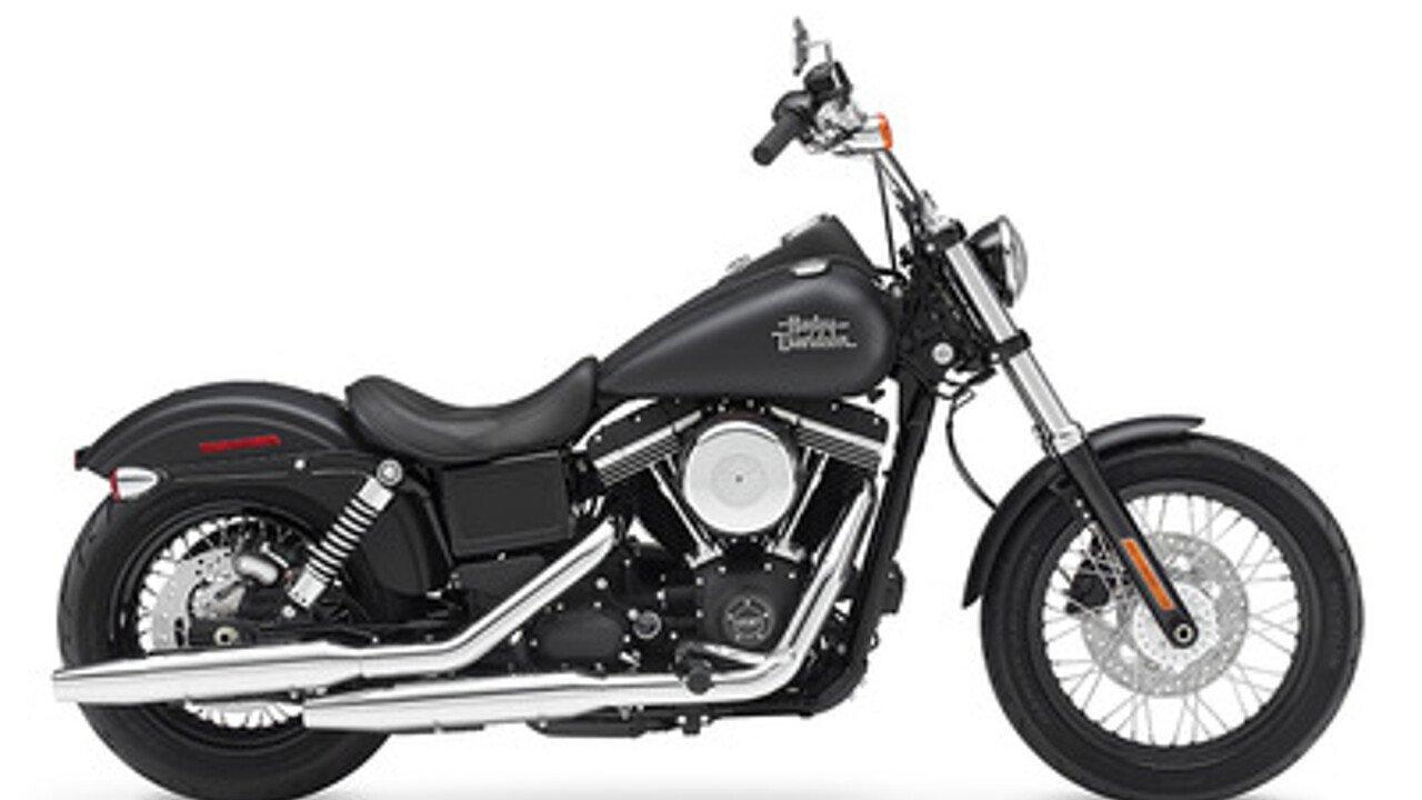 2017 Harley-Davidson Dyna Street Bob for sale 200477577