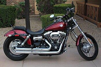 2017 Harley-Davidson Dyna Wide Glide for sale 200503224