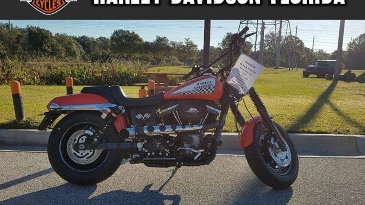 2017 Harley-Davidson Dyna Fat Bob for sale 200525944