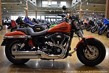 2017 Harley-Davidson Dyna Fat Bob for sale 200572069