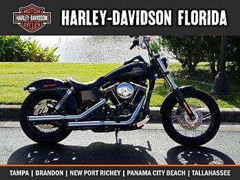 2017 Harley-Davidson Dyna Street Bob for sale 200615422