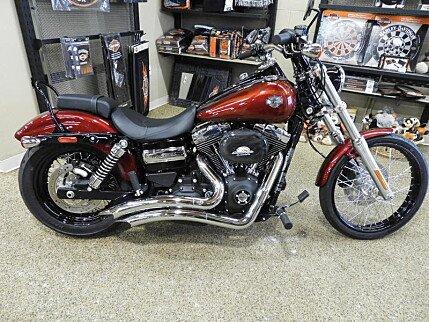 2017 Harley-Davidson Dyna Wide Glide for sale 200424687