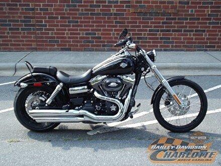 2017 Harley-Davidson Dyna Wide Glide for sale 200475959