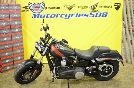 2017 Harley-Davidson Dyna Fat Bob for sale 200552730