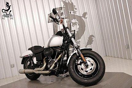 2017 Harley-Davidson Dyna Fat Bob for sale 200627036