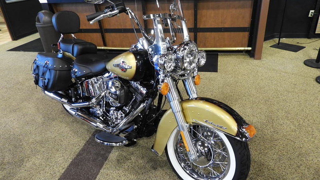 2017 Harley-Davidson Softail Heritage Classic for sale near ...