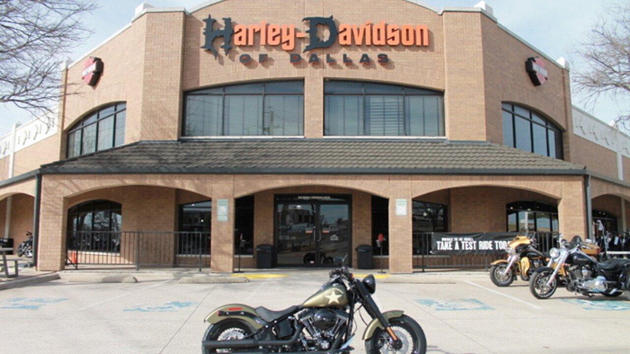 2017 Harley-Davidson Softail Slim S for sale 200439451