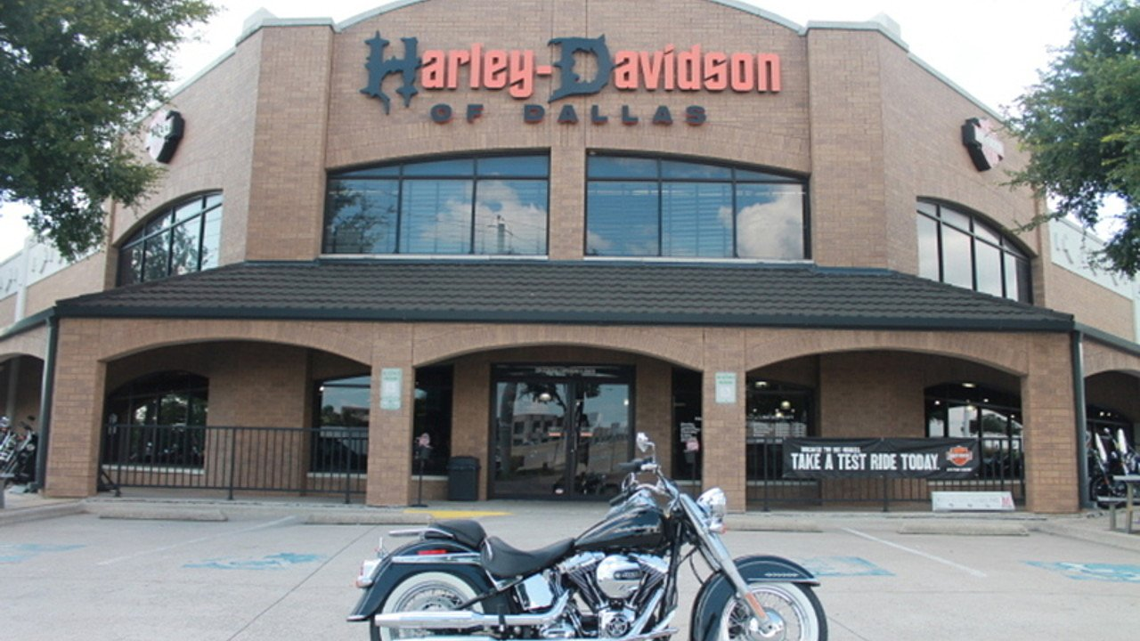 2017 Harley-Davidson Softail Deluxe for sale 200439467