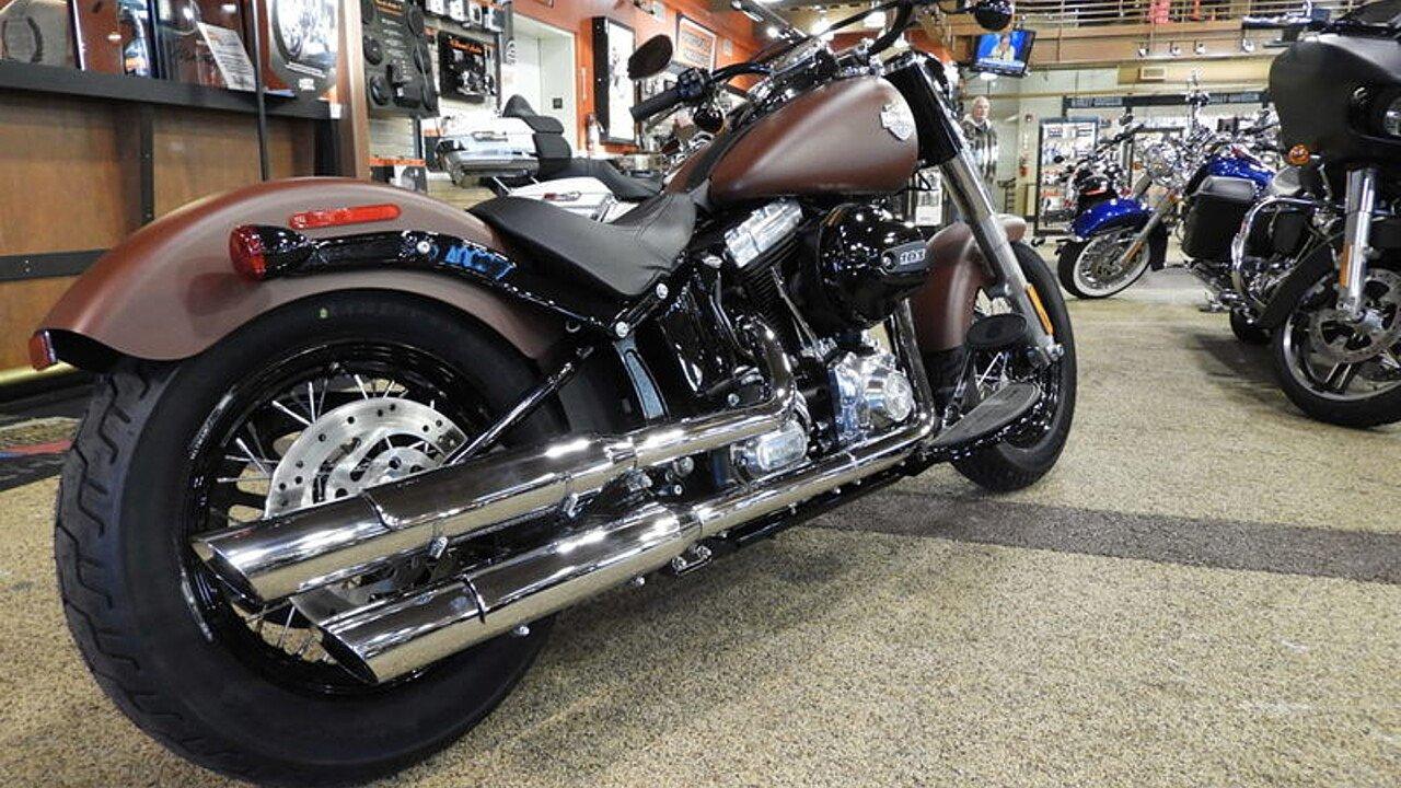 2017 Harley-Davidson Softail Slim for sale 200440191