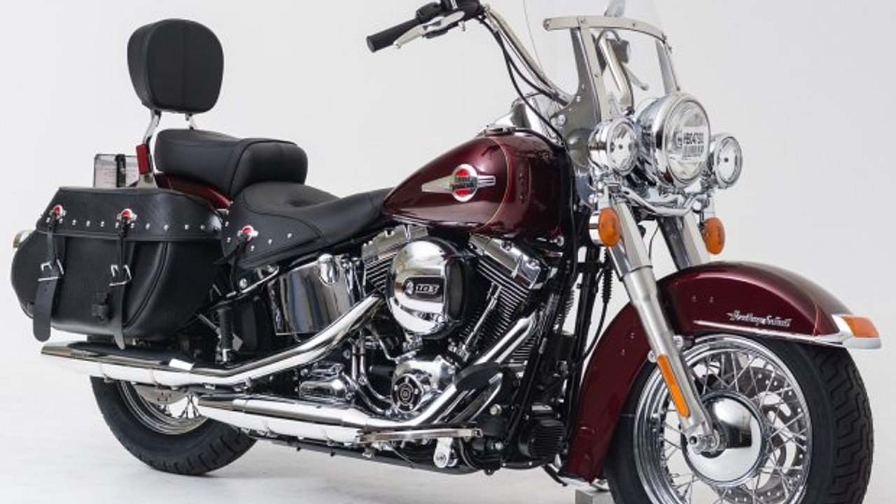 2017 Harley-Davidson Softail Heritage Classic for sale 200463791