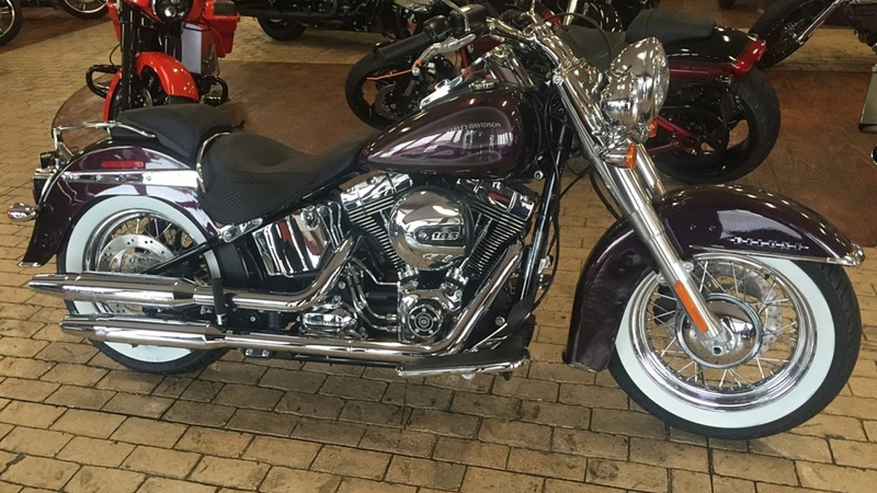 2017 Harley-Davidson Softail for sale 200478626