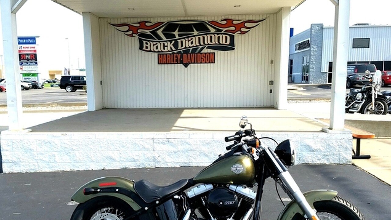 2017 Harley-Davidson Softail Slim for sale 200478798