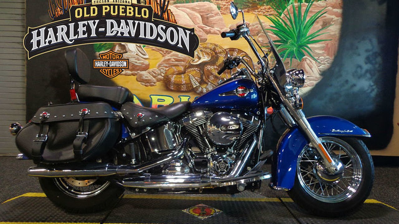 2017 Harley-Davidson Softail Heritage Classic for sale 200498190
