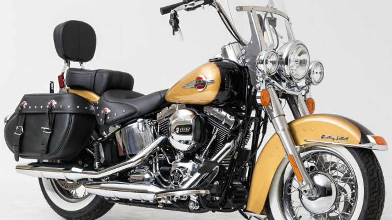 2017 Harley-Davidson Softail Heritage Classic for sale 200502952