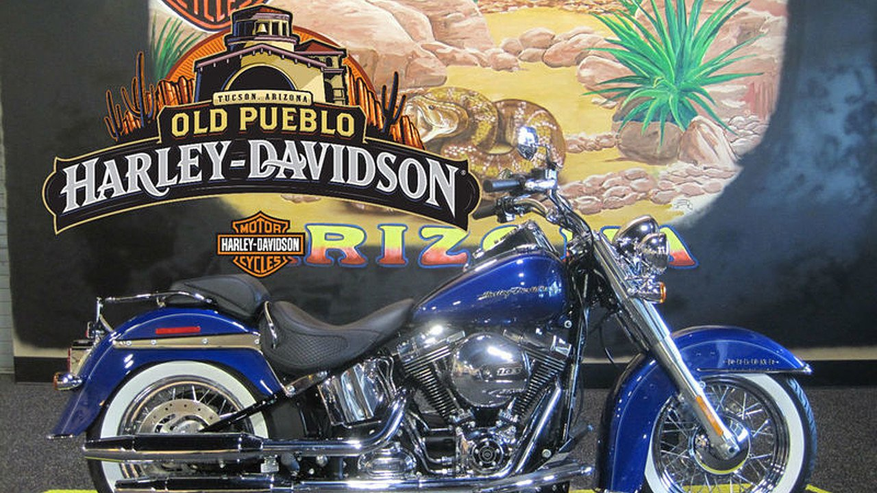 2017 Harley-Davidson Softail Deluxe for sale 200519590