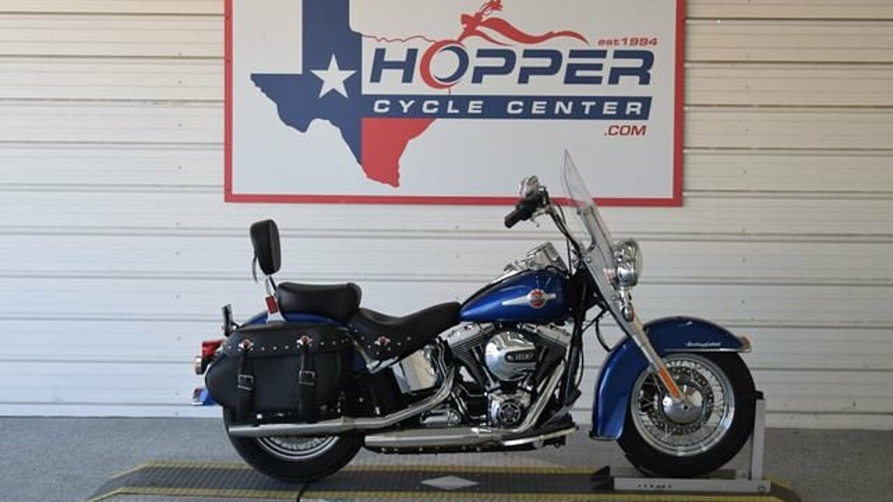 2017 Harley-Davidson Softail Heritage Classic for sale 200545589