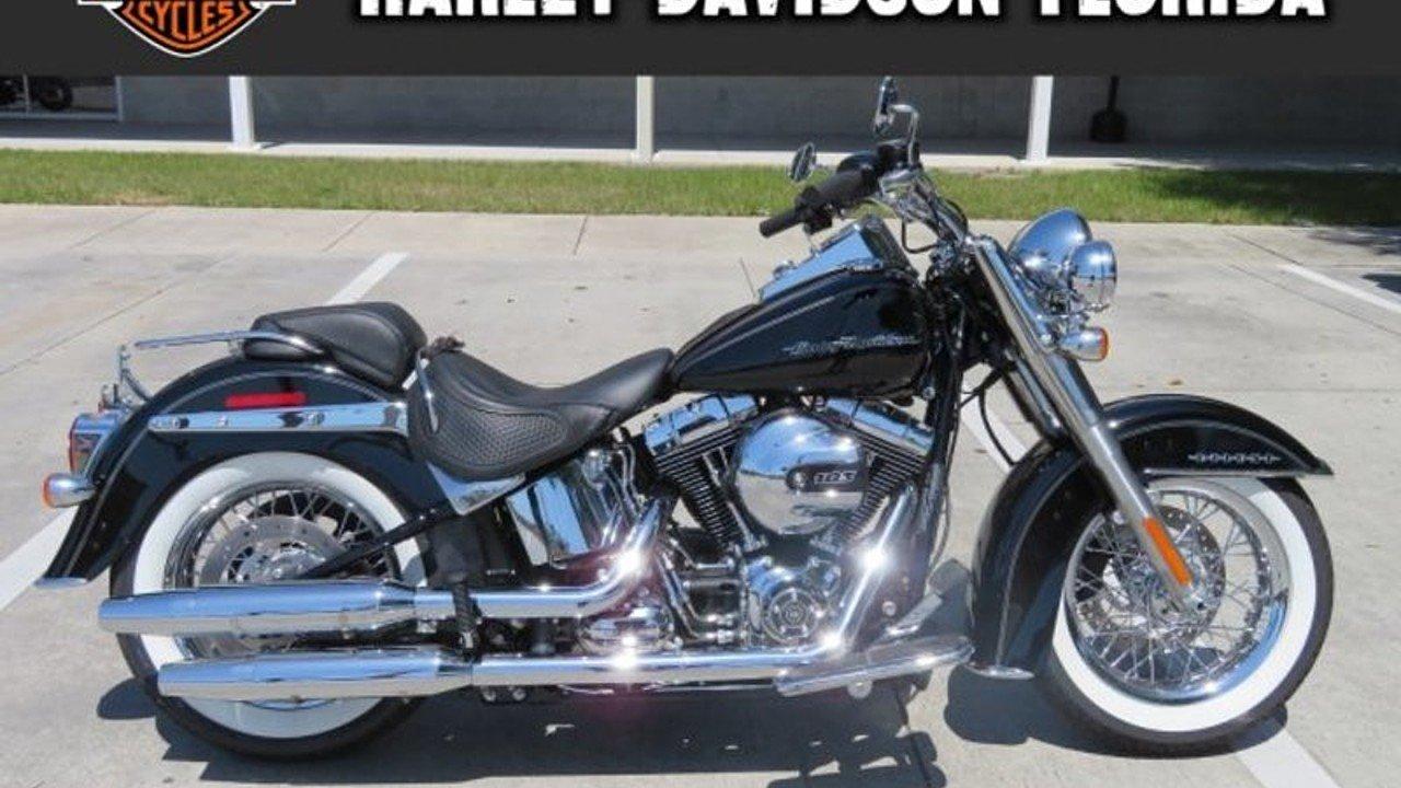2017 Harley-Davidson Softail Deluxe for sale 200551216