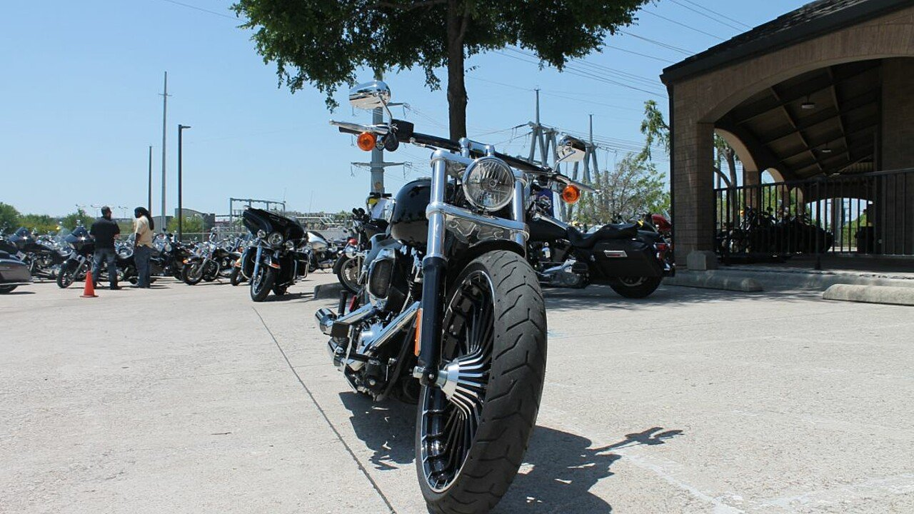 2017 Harley-Davidson Softail Breakout for sale 200586633