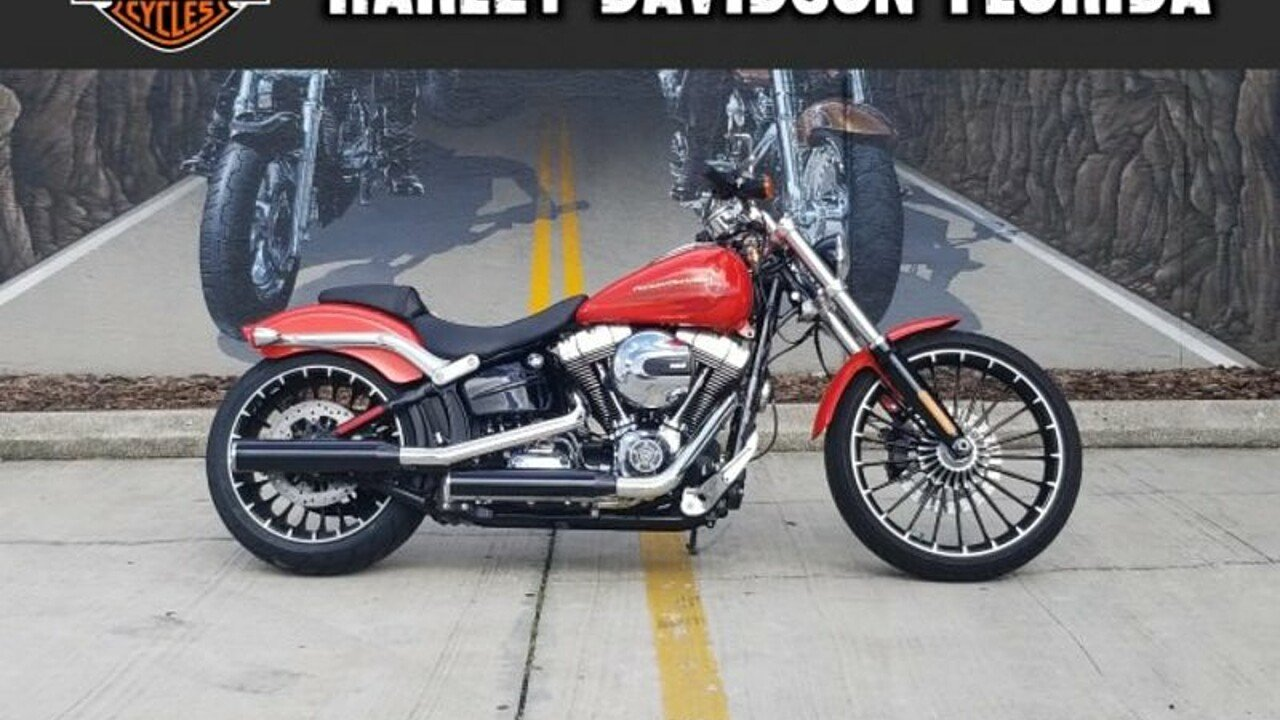 2017 Harley-Davidson Softail Breakout for sale 200593544