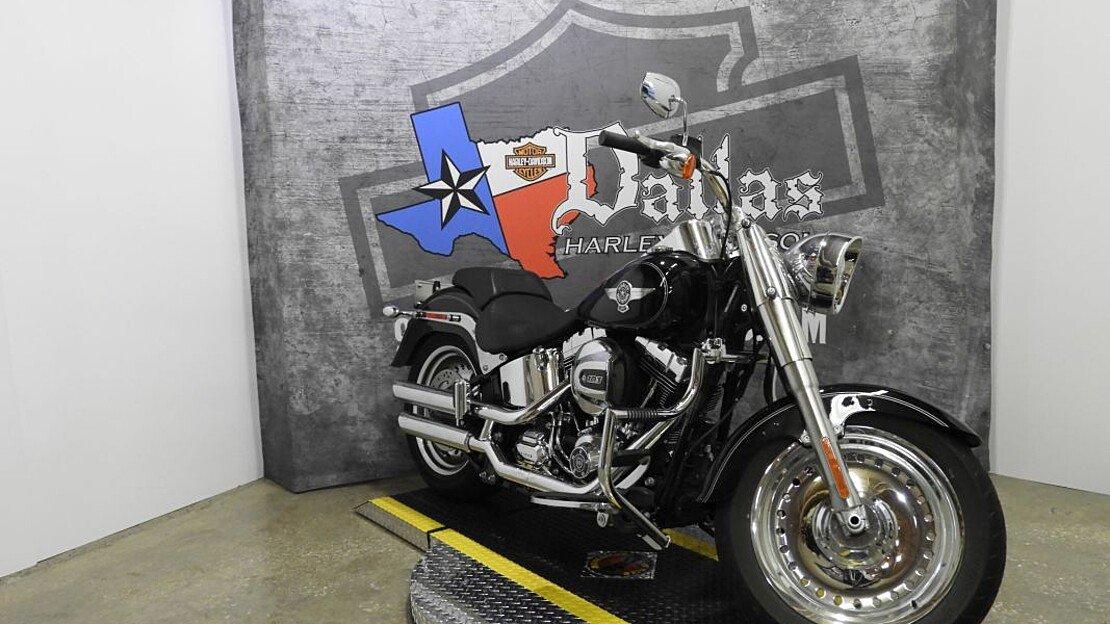2017 Harley-Davidson Softail Fat Boy for sale 200610474