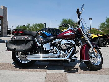 2017 Harley-Davidson Softail Heritage Classic for sale 200614058
