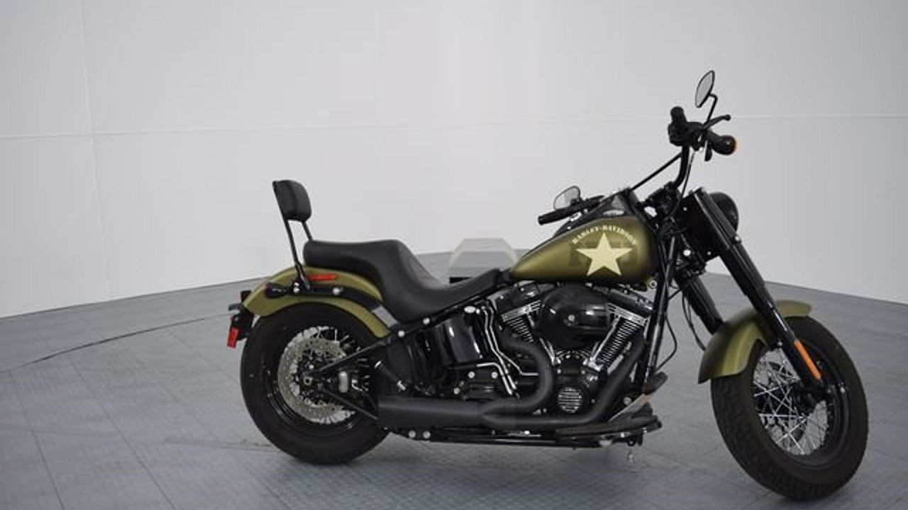 2017 Harley-Davidson Softail Slim S for sale 200621791