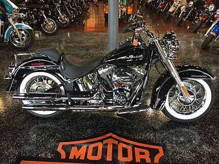 2017 Harley-Davidson Softail for sale 200480093
