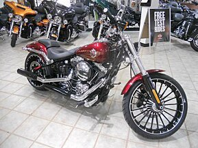 2017 Harley-Davidson Softail for sale 200603625
