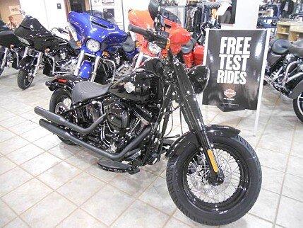 2017 Harley-Davidson Softail for sale 200603626