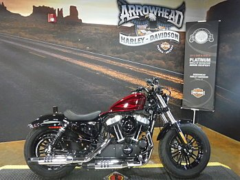 2017 Harley-Davidson Sportster Forty-Eight for sale 200436051