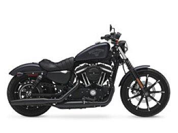 2017 Harley-Davidson Sportster Iron 883 for sale 200436093