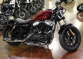 2017 Harley-Davidson Sportster Forty-Eight for sale 200452001