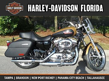 2017 Harley-Davidson Sportster SuperLow 1200T for sale 200523568