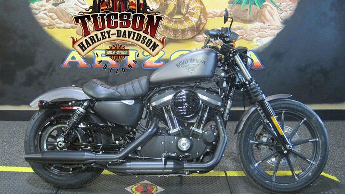 2017 Harley-Davidson Sportster Iron 883 for sale 200534775
