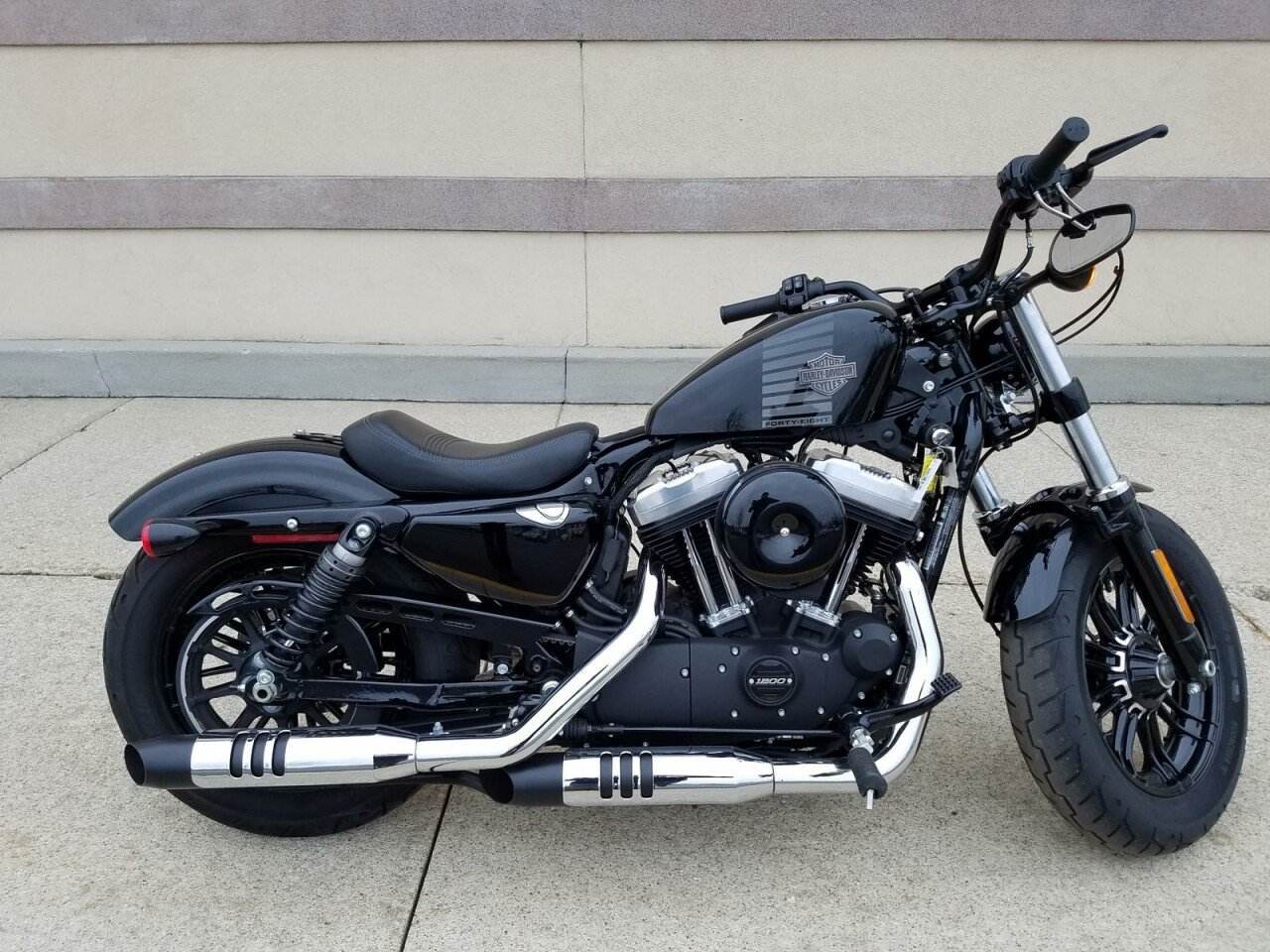 2017 Harley-Davidson Sportster Forty-Eight for sale near ...