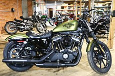 2017 Harley-Davidson Sportster Iron 883 for sale 200575817