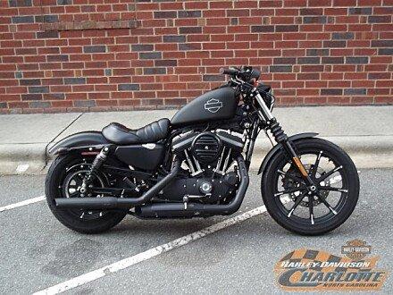 2017 Harley-Davidson Sportster Iron 883 for sale 200622559