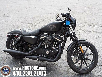 2017 Harley-Davidson Sportster Iron 883 for sale 200622829