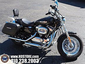 2017 Harley-Davidson Sportster Custom for sale 200638092