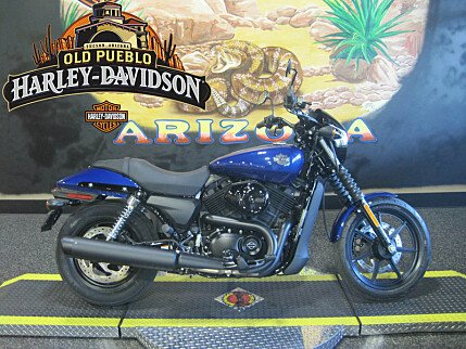 2017 Harley-Davidson Street 500 for sale 200468565
