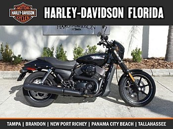2017 Harley-Davidson Street 750 for sale 200525223
