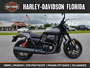 2017 Harley-Davidson Street 750 for sale 200588511