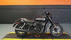 2017 Harley-Davidson Street 750 for sale 200471726