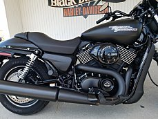 2017 Harley-Davidson Street 750 for sale 200484010
