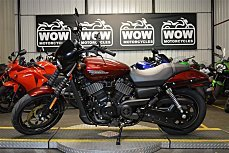 2017 Harley-Davidson Street 750 for sale 200503926