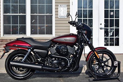 2017 Harley-Davidson Street 750 for sale 200529941
